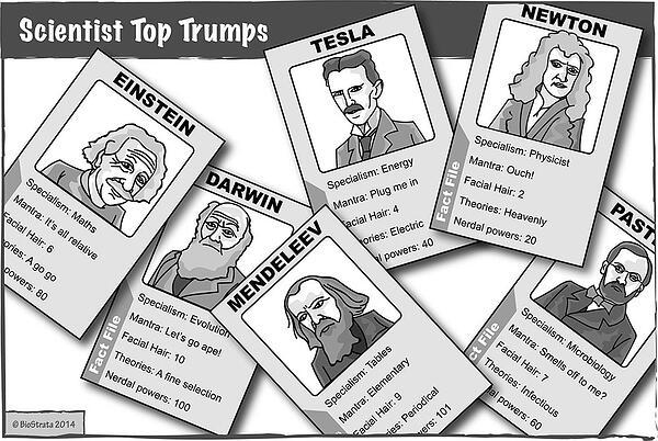 Scientist Top Trumps