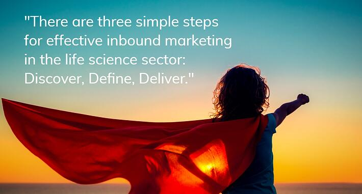 Effective inbound marketing for life science companies final