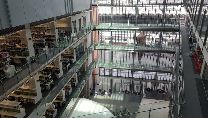 The Francis Crick Institute. Science with collaboration at its core